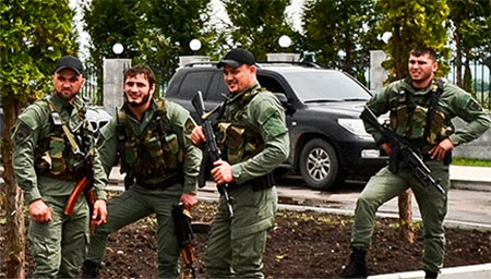 Кадыровцы похищают чеченских девушек для своих утех и убивают их