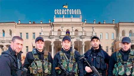 Если со стороны украинцев не будет решительности они очень скоро потеряют пол страны