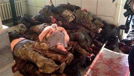 """Террорист """"Абвер"""" пытался договориться о своем спасении с силами АТО - Цензор.НЕТ 6882"""