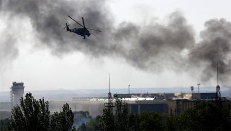 Украинские военнослужащие полностью блокировали Николаевку, - ИС - Цензор.НЕТ 3632