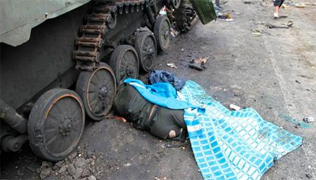 Под Мариуполем уничтожена колонна бронетехники террористов, - Нацгвардия - Цензор.НЕТ 7368