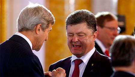 Закон об особом статусе некоторых районов Донбасса  должен стать основой мира в регионе, - Порошенко - Цензор.НЕТ 4594