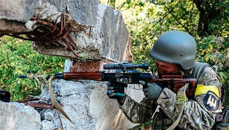 Россия наращивает военное присутствие на Донбассе. Технику и террористов стягивают к Счастью, Первомайску, Попасной и Славяносербску, - СНБО - Цензор.НЕТ 351