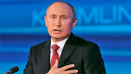 Путин в феврале - Цензор.НЕТ 6213