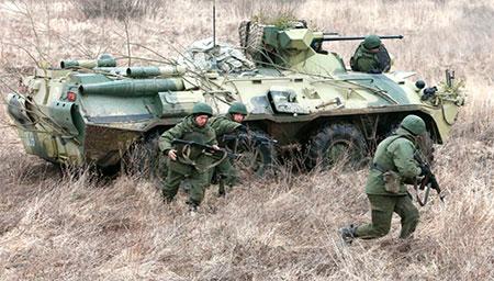 За последние месяцы Россия перебросила более тысячи единиц военной техники на Донбасс, - генсек НАТО - Цензор.НЕТ 4959