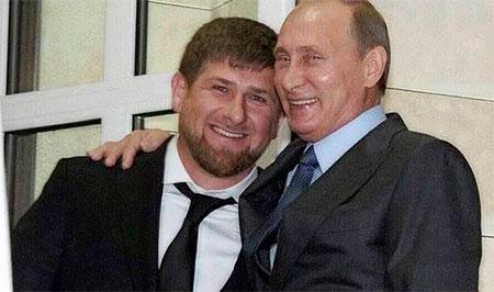 Заявление ИГИЛ о джихаде против России подготовлено в кабинетах западных спецслужб, - Кадыров - Цензор.НЕТ 4536