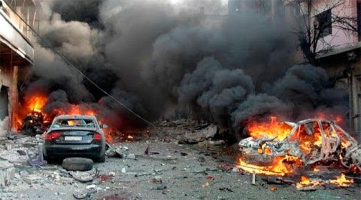 Россия перестала бомбить Сирию, - представитель Генштаба РФ Рудской - Цензор.НЕТ 2858