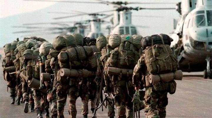 США обучают страны Балтии и Восточной Европы противостоять агрессии московии